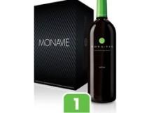 MonaVie Active bottiglia con scatolo