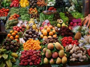 cancro , frutta verdura legumi